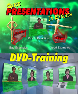 Get the Presentation DVD