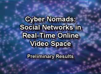 cybernomads online live communities research