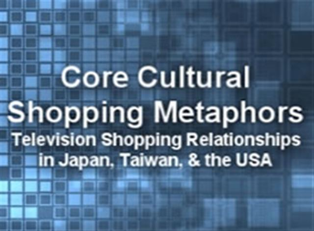 Core Shopping Metaphors