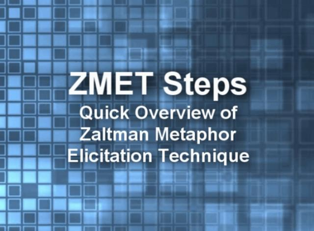 ZMET Introduction